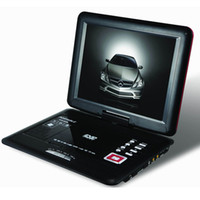 Wholesale NEW PD KSD Portable DVD player with inch screen rotating TV and Game function