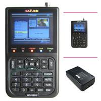 Wholesale SatLink WS DVB S FTA Digital Satellite Finder Meter dhl