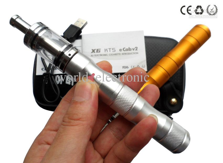 Smoke light electronic cigarettes