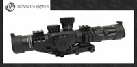 Wholesale Vector Optics Gladiator x32 FFP Shooting Tactical Rifle Scope Gunsight with One Piece Cantilever Offset Weaver Mount Ring
