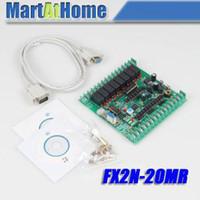 Новый PLC Совет Микроконтроллер PLC Промышленные пульты управления FX2N-20MR Скачать / Мониторинг / Текст # SM540 @SD