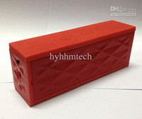 Wholesale Hot New arrival mini bluetooth big jambox speaker with bluetooth speaker good quality