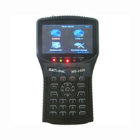 Wholesale Digital satellite terrestrial combo meter DVBS DVBT combo meter SatLink WS6939