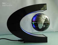 Wholesale Brand new magnetic suspension globe Magnetic Levitation Floating Globe LED Light
