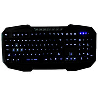 Wholesale 104 key computer backlight gaming keyboard wired usb keyboard Professional USB Gaming Keyboard backlight K145U