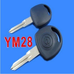Wholesale High quality Opel Key Shell Right Opel transponder key shell with right blade