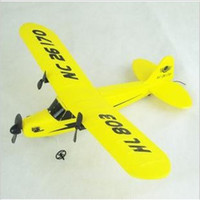 Wholesale Remote control airplane remote control glider super ruggedness remote control airplane model toy Airplane