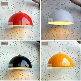 Modern Semi-circle Aluminum Dining Room Ceiling Pendant Light Contracted Restaurant Pendant Lamp Hallway Porch Balcony Pendant Lighting