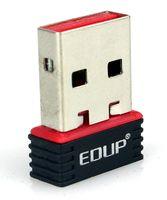 Wholesale Hotsale item Mini Wireless N Wi Fi Nano USB Adapter Dongle EDUP D0168A