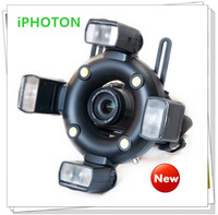 Wholesale iPHOTON RQ560 Macro flash New Design Support Power Continuous Shooting