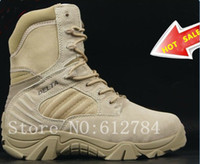 Wholesale NEW STYLE Men s Outdoor Camping Hunting Boots Climbing Boots Tactical Military Boots