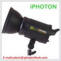 Wholesale iPHOTON SC500G Multi function Photography Flash Light s Flash Duration