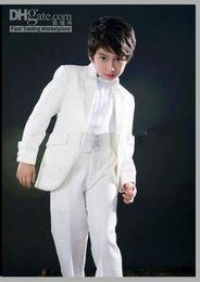 Wholesale 2010 new style complete designer boy wedding suit Boys Attire clothes pants tie girdle a967