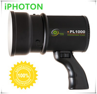 Wholesale iPHOTON PL1000 Location Lighting W Support s Flash Duration