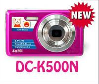 Wholesale FREE DHL DVR digital Camera DCK500N MP Digital Zoom x inch DC K500N Sample