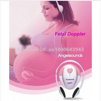 baby sound angels - ANGELSOUNDS FETAL DOPPLER ANGEL SOUNDS HEART PULSE RATE PRENATAL UNBORN BABY SAFETY ULTRASOUND MONITOR HOME USE RADIO SOUND BEBE