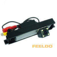 Wholesale 50set CCD Car Rear View CAMERA with LED lights For Toyota RAV4 Porte quality guaranteed simple installation