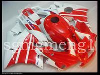 ABS For Honda 2001 ABS Fairing For Honda CBR600 F2 1991-1994 CBR600 RR F2 91 92 93 94 CBR 600 F2 1991 1994 red white ABS Plastic kit