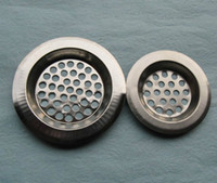 Wholesale Stainless steel Sink Drain CM CM Optional Sizes Sink Drains