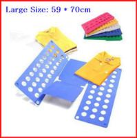 Wholesale Magic Flip Fold Clothes Folder Board For Adult