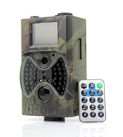 Wholesale New HD Digital Infrared Trail Camera inch TFT DVR IR Hunting ft MP Color CMOS Q2005A