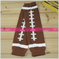 Wholesale legging paris Brand new Football baby Leg warmers infant socks Baby Wear baby l