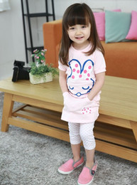 Wholesale 2013 new fashion Lovely sport suit Baby children s clothing Baby rabbit lovely modelling suits