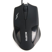 Wholesale usb Optical Wheel Mouse usb Interface laptop PC mouse A287 Three key basic version of the game USB mouse