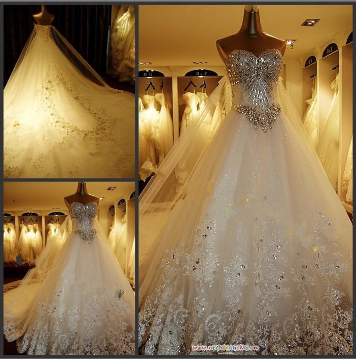 Crystal Wedding Dresses 2013 - Missy Dress