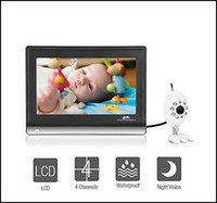 Wholesale Monitor Guardian Night Vision with Inch LCD Widescreen Wireless Baby Monitor KA2BM03