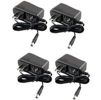 Wholesale 4 x V A V Power Supply Adapter Charger for CCTV DVR Camera Router Hub KA2PA02