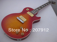 Wholesale new arrival Chinese guitar factory style LP Electric guitar price Drop shipping Top quality