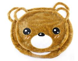 Wholesale 2013 new pet cartoon animals soft sofa snooze dog amp easily bear plush mat can washable dog bed