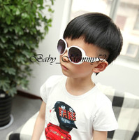 Wholesale 13060902 BSG Kids Sunglasses Retro Goggles Children Boys Girls Beach Sunblock Accessories Blinkers
