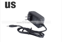 Wholesale 3 mm US Plug V AC To DC Power Adapter mA Charger for Tablet