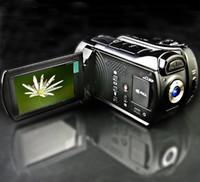 Wholesale P360 HD Camcorder with Mini Projector MP interpotation max MP