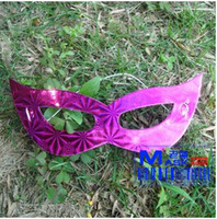 Wholesale Frees shipping cheap creative dance mask paper party mask eye mask