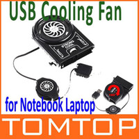 Single Fans mini usb notebook fan - Mini Flexible Vacuum Air Extracting USB Cooler Cooling Fan for Notebook Laptop C1396