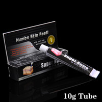 Cheap New High quality Deep Numb Gel Cream Anaesthetic for Tattoo Body Piercing 10g Tube