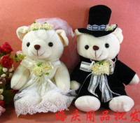 doll   Brand new Couple teddy bear doll for Wedding Bed decor
