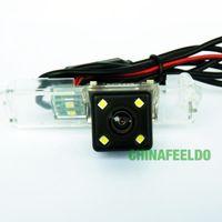 Wholesale 30set CCD Rear View Car Camera with LED light for VW EOS POLO PASSAT GOLF BORA Beetle PHAETON