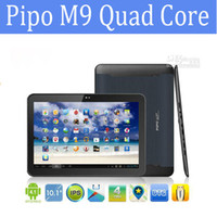 Wholesale Pipo M9 RK3188 Quad Core Inch Tablet PC IPS II Screen RAM GB ROM GB Cortex A9 GHz Android Bluetooth HDMI Dual Camera