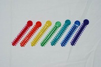 Wholesale Ship from USA Packs Dental Orthodontic ligature ties assorted color per pack