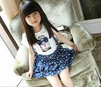 Wholesale Shop Kids Clothing Winter - new shop,no profits HOT Selling Children Kids Clothing Girls Dress Princess Wear NEWT6665