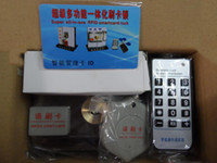 Wholesale standalone Intelligent Lock with one manage EM card for add cards suitable for fire doors house door sn yz