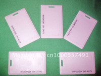 Wholesale RF proximity EM card with kHz mm thick card min