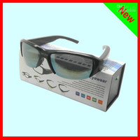 None No  New Spy Camera Sunglasses 720P HD Hidden Glass Video Recorder-spy gadget