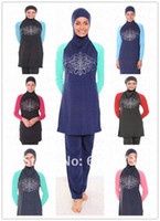 Wholesale Newest women muslim swimwear women swim wear islamic wear