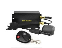 Wholesale Realtime GPS Tracker Drive Vehicle Car GPS GSM GPRS Tracking System TK103B