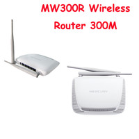 MERCURY antenna package - WIFI Wireless Router Wireless N Mbps Dual Antenna Strong Signal King Mercury MW300R Without Retail Package